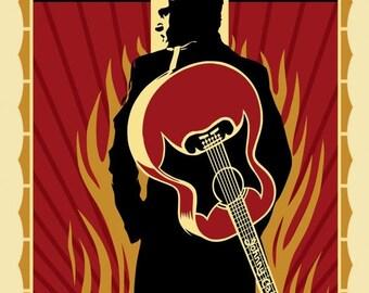 Back to School Sale: Walk the Line Movie POSTER (2005) Drama/Romance Johnny Cash