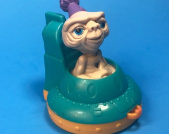 E.T. Happy meal toy