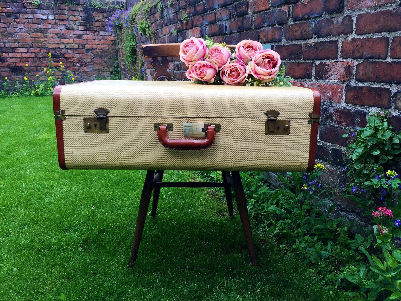 VINTAGE Luggage & Cases - Anthi Leoni Decor