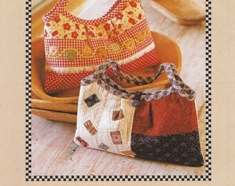 Kimie's Quilts POCKETBOOK PURSE by Indygo Junction