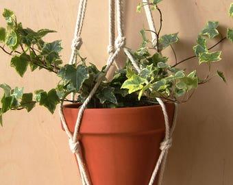 Handmade Macrame Plant Hanger
