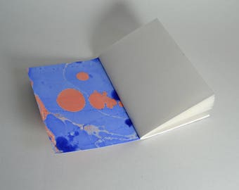 A6 Saddle-Stitch Notebook