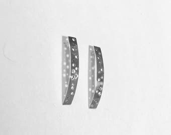 Scatter earrings