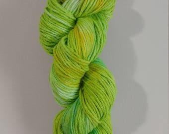 Greener on the Other Side Hand Dyed Cotton