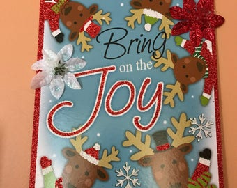 Bring On The Joy Sign
