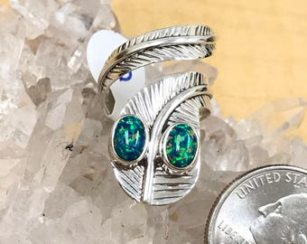 Opal Ring, Size 6