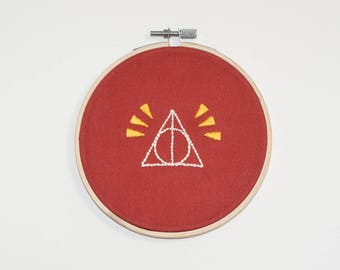 The Deathly Hallows // MADE TO ORDER