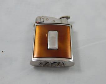 Vintage Evans Cigarette Lighter Working