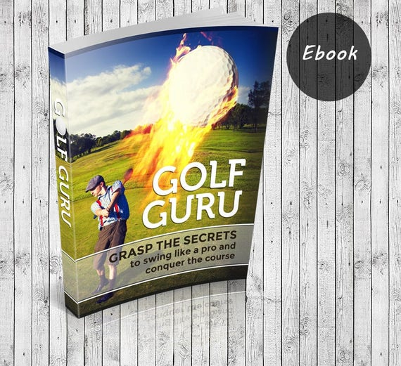 Golf Guru  - Grasp the secrets to swing like a pro and conquer the course!
