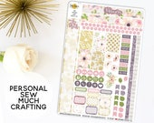Sew Much Crafting Personal Size Monthly Kit | You pick the month! 545L