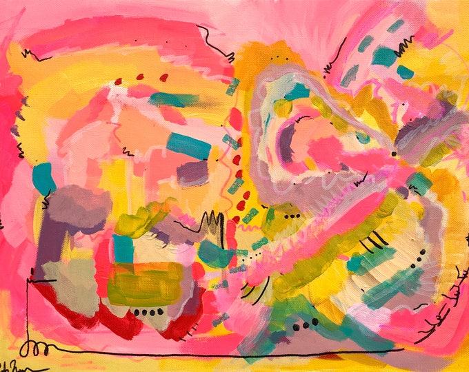 Pink Paradise II