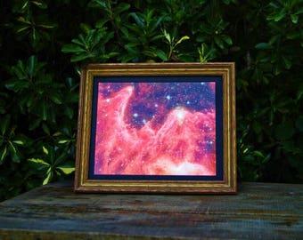 Nebula Foilgraph