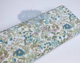 Liberty Blue floral Japanese