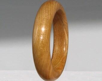 Bracelet wood Mirabellier