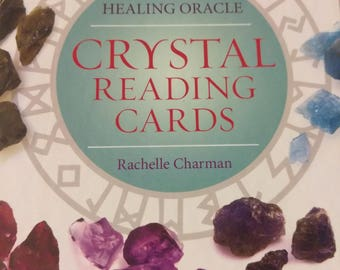 One Card Spread Complete With Documents and Support Crystal. Please Read Item Details