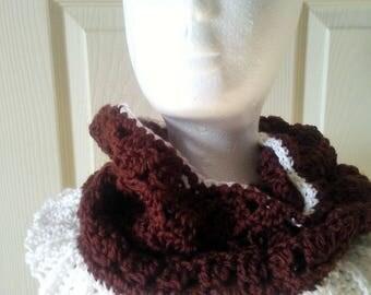 Chocolate Cupcake Cowl