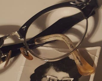 1950's Cat Eye Glasses from Imperial Miami Vintage Retro Glasses