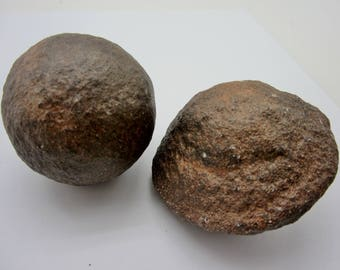 MOQUI MARBLE Pair Shaman Stone, Utah USA 179g