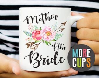 Mother of the Groom Mug | Wedding Mug | Wedding Reception Gift | MOTB Gift | Mother of the Bride Mug | Bridal Shower Gift | Coffee Mug