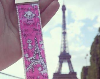Disney Aristocats - Marie Paris keychain
