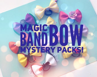 Magic Band Bow Mystery Pack