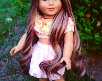 OOAK Custom American Girl Doll Sonya