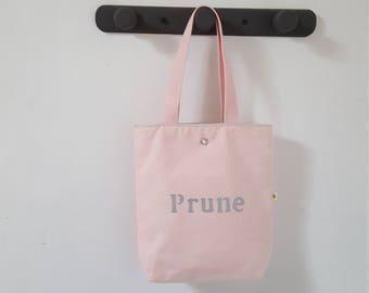 Bag handle name