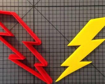 Lightning Bolt Cutter Set 2 inch