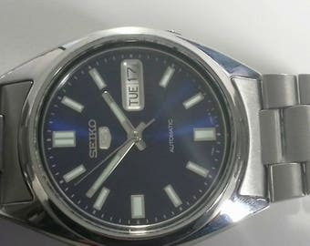 Brilliant Seiko 7S26 Automatic gents watch - genuine and original watch in great working condition