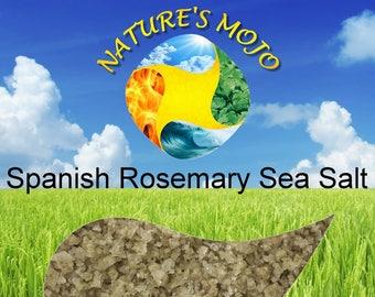 Spanish Rosemary Sea Salt Refill 1 Pound