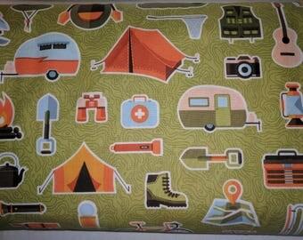 Patrick Lose Camping Fabric