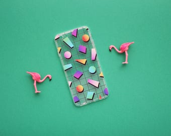 IPhone 7 Plus/8 plus ' Geometry Class ' (silicone) case