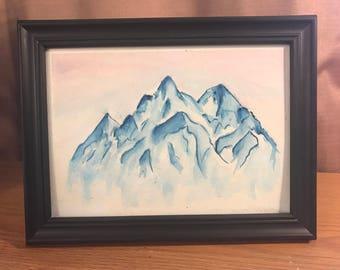 Melting Mountains