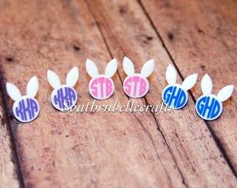 Easter theme earrings