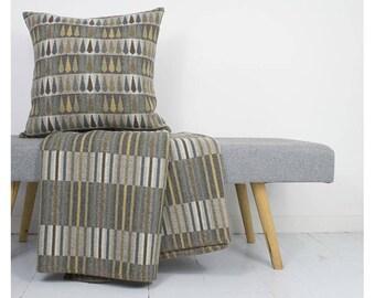 couverture de canap etsy. Black Bedroom Furniture Sets. Home Design Ideas