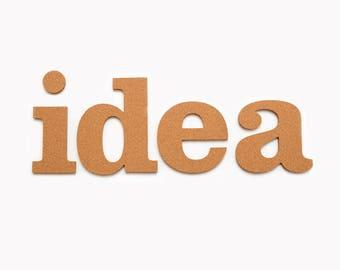 Idea Cork Board
