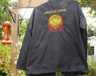 Jacket  ''  CIRQUE du SOLEIL ''