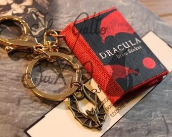Dracula keychain  - Portachiavi Dracula
