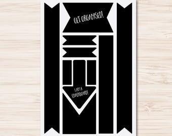 Chalkboard Label Sheet 3   Fancy Mason Jar Wedding Party Gift Tags Kitchen Storage Jar   Chalkboard Label Sticker Sheet
