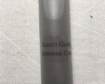 Gucci Guilty Intense Cologne for Men 8ml-Decant-Best Selling Item