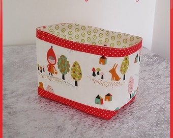 """small basket """"little Red Riding Hood"""""""