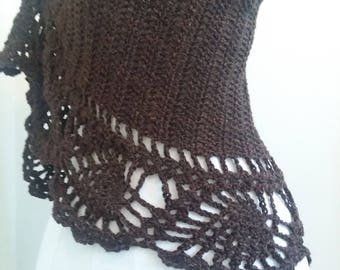 Lucille shawl