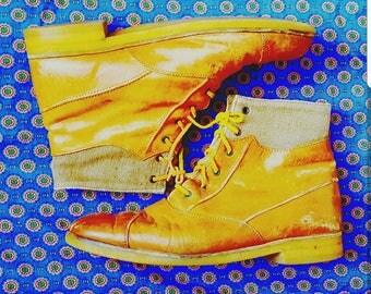 Vintage Banana Republic Boots