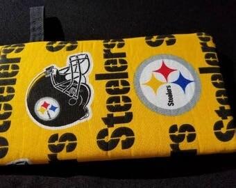 Pittsburg Steelers Eye/Sun Glass Case