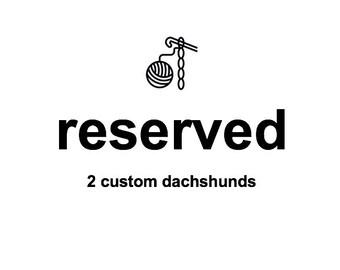 Custom Dachshunds