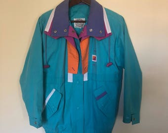 Neon Current Seen Small Jacket