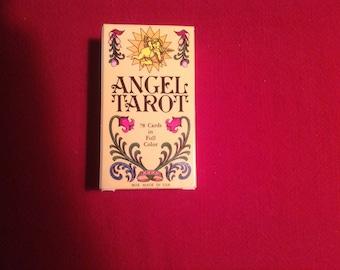 Angel Tarot Deck, 1997 Edition.