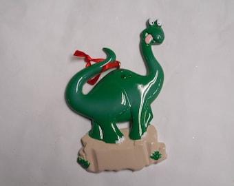Dinosaur Personalized Ornament