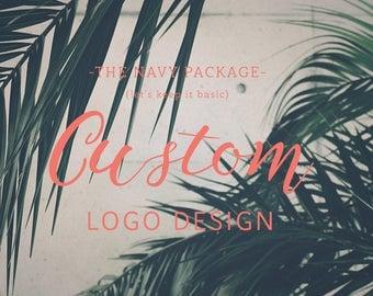 Custom logo design, business logo, business branding, branding package, custom logo, minimalist logo, brand kit, photography logo