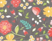 Flower Mill - Bloomy Stone 29030 13 - Moda Fabrics 100% Cotton Quilting Fabric by Corey Yoder